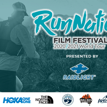 RunNation Film Festival 2020/21 - Australian Encore  Online Screening