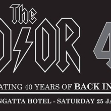 The Poor Celebrating 40 Years of Back in Black