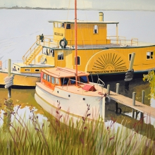 The ASMA 2019 National Marine Art Exhibition