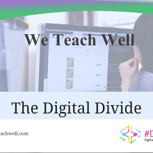 The Digital Divide  - What it will cost us.