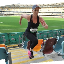 Meetup - Training group for GABBA Stadium Stomp | Charity Fundraiser | Fitness Challenge