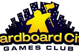 Meetup - Cardboard City Games Club