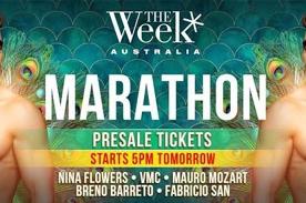 The Week Australia: Marathon (Mardi Gras 2020)