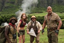 Jumanji: Welcome to the Jungle - Free Family Film