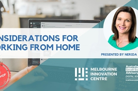 BRP: Considerations for Working from Home