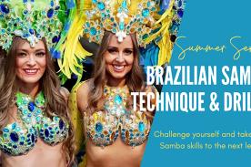 Meetup - Samba Intermediate Dance Classes