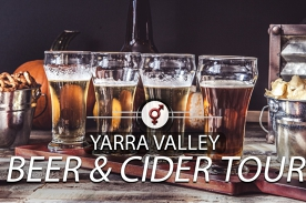 Meetup - Beer & Cider Tour | F 30-46, M 34-49