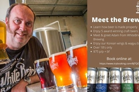 Meet the Brewer & Drink his Beer