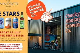Cheeky Monkey Brewing Co. | Windsor Hotel ALE STARS