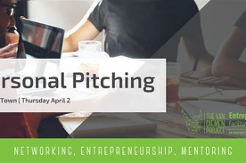 Personal Pitching | George Town