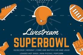 Super Bowl LIV at Hinterland Hotel