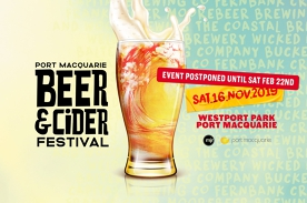 Port Macquaire Beer And Cider Festival