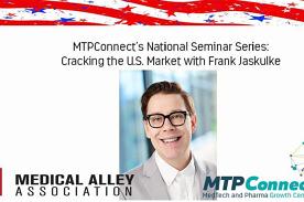 Cracking the U.S. Market - medtech / biotech / pharmaceutical