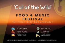 Call of the wild - Food & Music festival - Bushfire relief