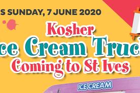 Kosher Ice Cream Truck Pre-Orders
