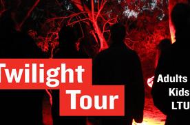 Twilight Tour - 28 March