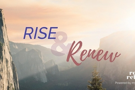 Rise and Renew: Online Workout + Mini-Retreat Monthly Series