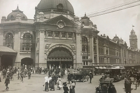 Ghosts Of Melbourne Walking Tour