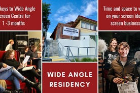 Apply for Wide Angle Residency