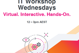 IT Workshop Wednesdays