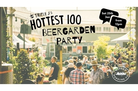 Hottest 100 Beer Garden Party