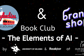 Book Club: Elements of AI - Braneshop & PyLadies Collaboration - [Chapter 1]
