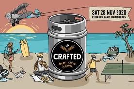 Crafted Beer & Cider Festival - Sat 28 Nov 2020 - Gold Coast