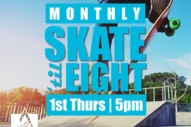 PCYC Gladstone - Skate 'til Eight (1st Thu Monthly)