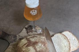 Smoked Beer Bread Saturdays