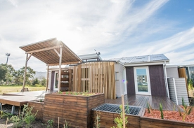 Sustainable Buildings Research Centre: Sustainable Houses Day