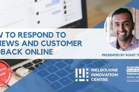 [WEBINAR] How to Respond to Reviews and Customer Feedback Online
