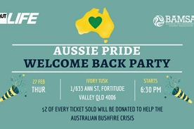 BAMSA Aussie Pride Welcome Back Party