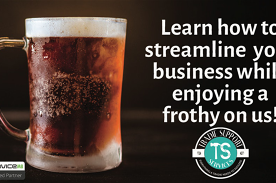 FREE Beer & Business Session (Featuring ServiceM8)
