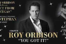 Wesley Orbison Presents a Salute to Roy Orbison