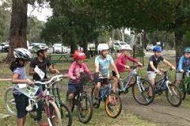 Junior Ranger You Yangs Mountain Bike Ride - You Yangs Regional Park
