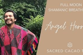 Full Moon Ceremony - Sacred Cacao Tribe