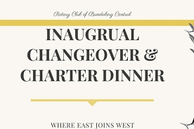 2020 Bundaberg Central Rotary Club - Charter and Changeover Night