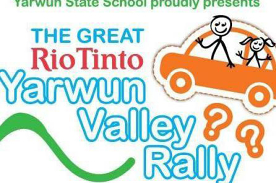 The Great 'Rio Tinto' Yarwun Valley Rally