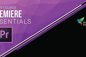 Adobe Premiere Essentials Course