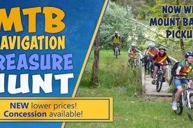 MTB Navigation Treasure Hunt
