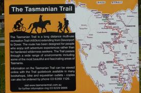 Meetup - The Tasmanian Trail- 460kms,+8500m