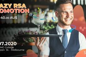 Huge RSA Promotion for international students