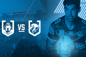 Gold Coast Titans v Manly Warringah Sea Eagles