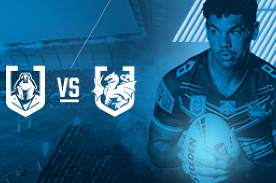 Gold Coast Titans v St George Illawarra Dragons