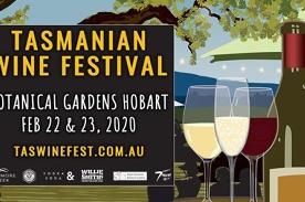 Tasmanian Wine Festival 2020
