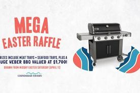 Mega Easter Raffle Giveaway