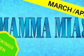 MAMMA MIA bookings open to general public