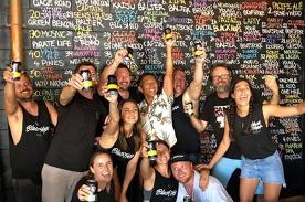 GABS Hottest 100 Day at Black Hops HQ