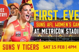 Gold Coast v Richmond | 2020 NAB AFL Women's Round Two