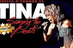 Rebecca O'Connor Simply the Best as Tina Turner - Mandura